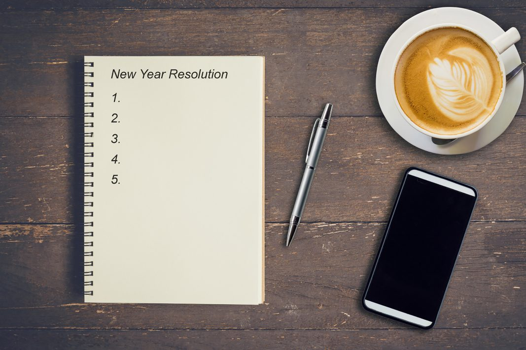 CIOs New Year's Resolutions