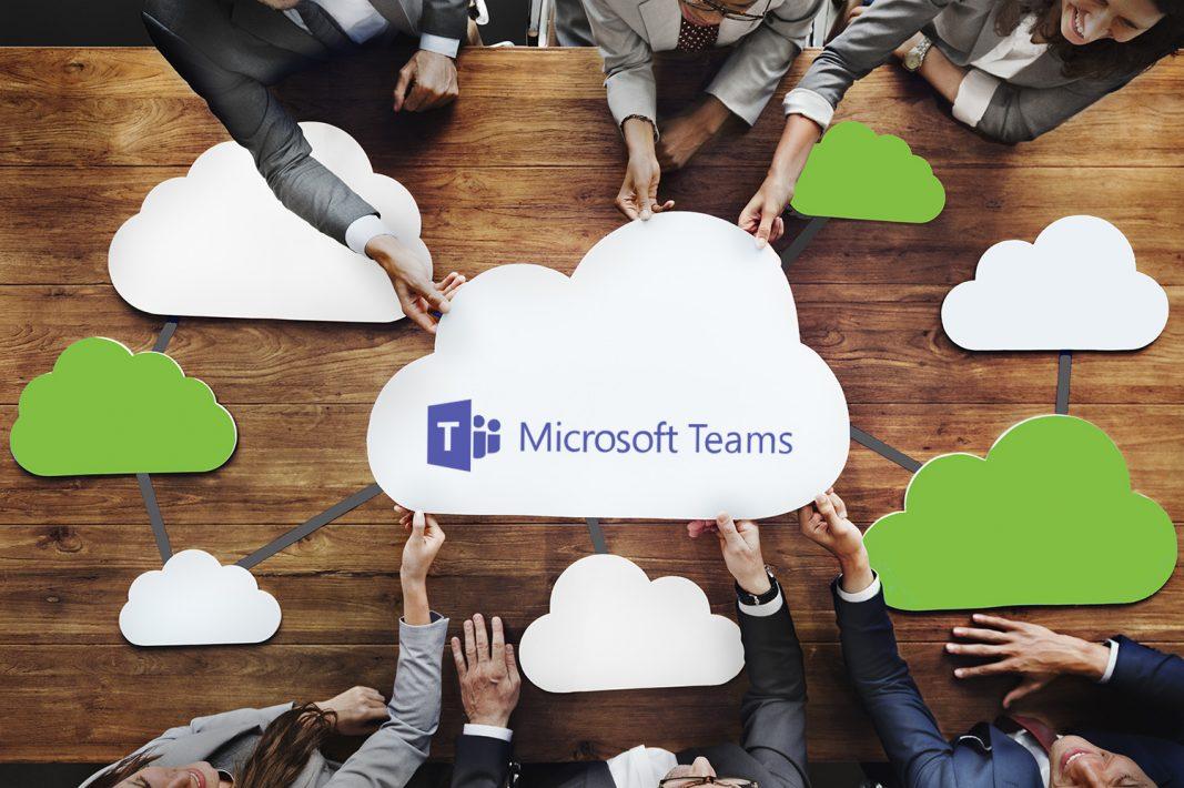 Microsoft teams for collaborative teams